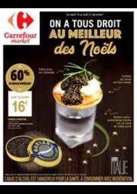 Prospectus Carrefour Market Saint Pol sur Ternoise : On a tous droit au meilleur des Noels 3