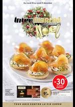 Prospectus Intermarché Contact : INTERMARCHE DE NOEL