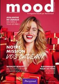 Prospectus Marionnaud BAGNOLET : Notre Mission: vos Cadeaux