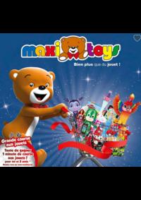 Catalogues et collections Maxi Toys Drogenbos  : Bien plus que du jouet