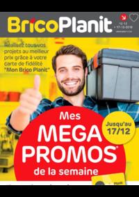 Prospectus Brico Plan-it Bruxelles : Mes mega promos de la semaine