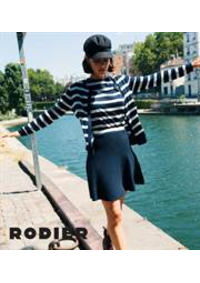Prospectus Rodier CLERMONT FERRAND : Collection Gilets