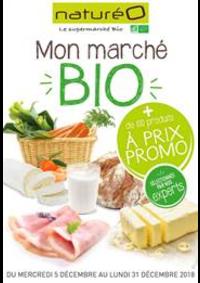 Prospectus NaturéO LIVRY-GARGAN : Mon marché BIO