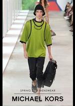 Prospectus Michael Kors : Spring 2019 Menswear