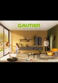 Prospectus GAUTIER COURBEVOIE : Collection 2019