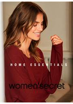 Prospectus Women'secret : Women'secret Home Essentials
