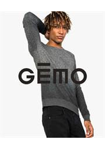 Prospectus Gemo : Collection Pulls / Homme