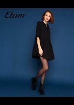 Prospectus Etam Lingerie : Collection Robe