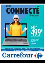 Prospectus Carrefour : Restez connecté à vos envies