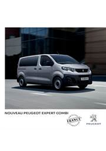Promos et remises  : Peugeot Expert Combi