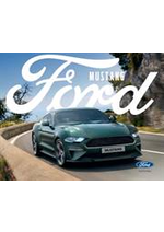Prospectus Ford : Ford Mustang