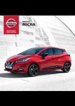 Promos et remises  : Nissan Micra