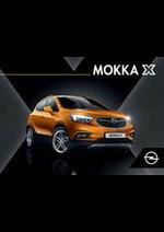 Prospectus opel : Opel Mokka X
