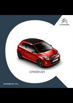 Promos et remises  : Citroën C1
