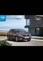Prospectus Dacia : Dacia Logan