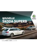 Prospectus Skoda : Skoda Superb