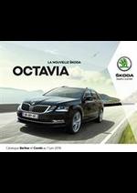 Prospectus Skoda : Skoda Octavia