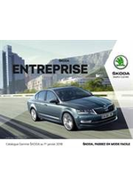 Prospectus Skoda : Skoda Entreprise