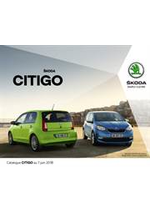 Promos et remises  : Skoda Citingo