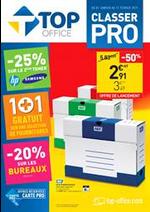 Prospectus Top office : Classer Pro
