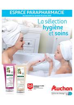 Prospectus Auchan : La sélection hygiène et soins