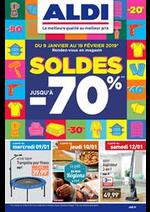 Prospectus  : Soldes jusqu'à -70%