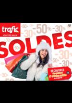 Prospectus Trafic : Les offres temporaires