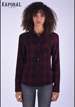 Prospectus Kaporal  : Chemises & Blouses Femme