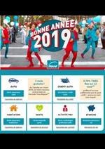 Prospectus MAAF : Bonne Année 2019