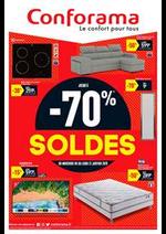 Prospectus Conforama : Soldes