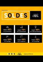 Prospectus  : Soldes jusqu'à 70%