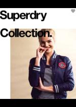 Catalogues et collections Superdry : Nouvelle collection