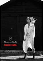 Catalogues et collections Massimo Dutti : Soldes Femme