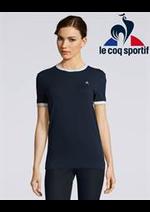Prospectus Le Coq Sportif : T-Shirts Femme