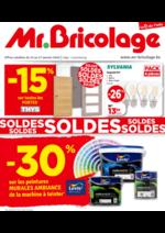 Prospectus Mr. Bricolage : Decouvrez nos dernières offres !