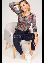 Prospectus Armand Thiery Femme : T-Shirts Femme
