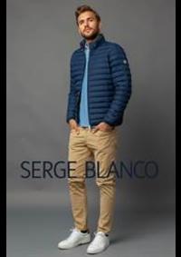 Prospectus Serge Blanco PARIS : Doudounes Légéres