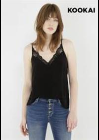 Prospectus KOOKAÏ PARIS 8/10 Place Sainte Opportune : Tops & Chemises Femme