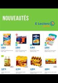 Prospectus E.Leclerc drive Audincourt : Nouveautés