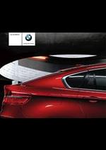 Journaux et magazines BMW : BMW X6
