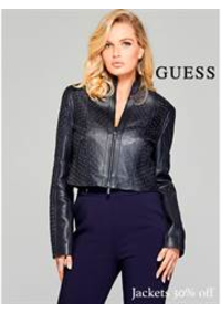 Prospectus Guess Evry : Guess woman jackets