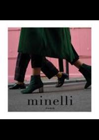 Prospectus Minelli Rosny-sous-Bois CENTRE COMMERCIAL ROSNY 2 AVENUE GÉNÉRAL DE GAULLE : Mode Femme