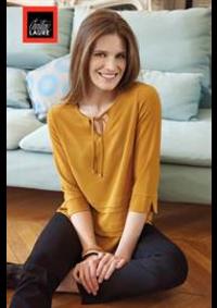 Prospectus Christine Laure METZ : Blouses & Chemises