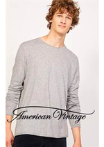 Prospectus American Vintage : Collection Homme