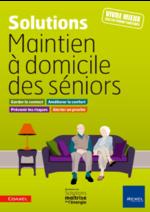 Prospectus Rexel : Maintien à domicile des seniors
