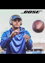 Prospectus Bose : Lookbook