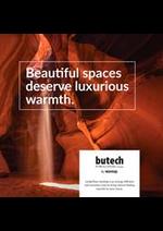 Prospectus  : Beautiful Spaces deserve luxurious warmth 2019