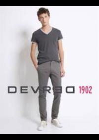 Prospectus Devred 1902 93300 AUBERVILLIERS : Pantalons Homme