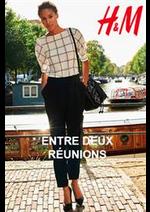 Promos et remises  : H&M Entre duxs reunions