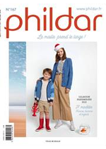 Prospectus Phildar : La Maille Prend Le Large